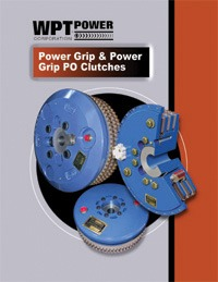 Power grip po clutches WPT