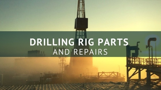 drilling rig parts repairs by KL Clutch