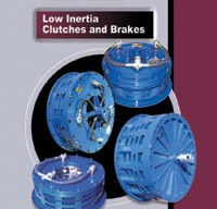 Low Inertia Clutches and Brakes