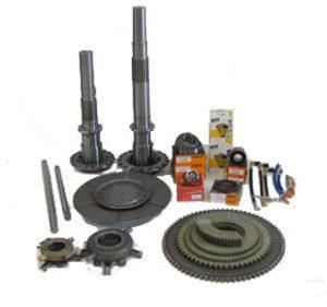 SVC repair parts